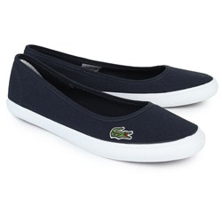 Lacoste Navy Marthe Slip On Shoes