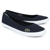 Lacoste Marthe Slip On Shoes Navy