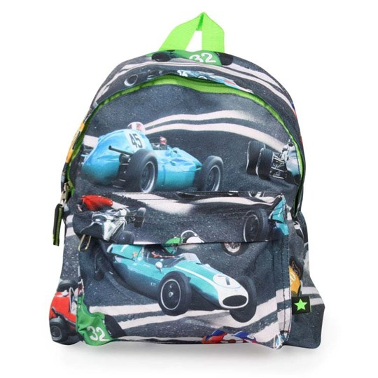 Molo Backpack Retro Race Multi
