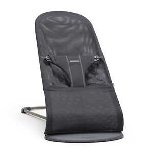 Image of Babybjörn Bliss Bouncer Mesh Anthracite One Size (694651)