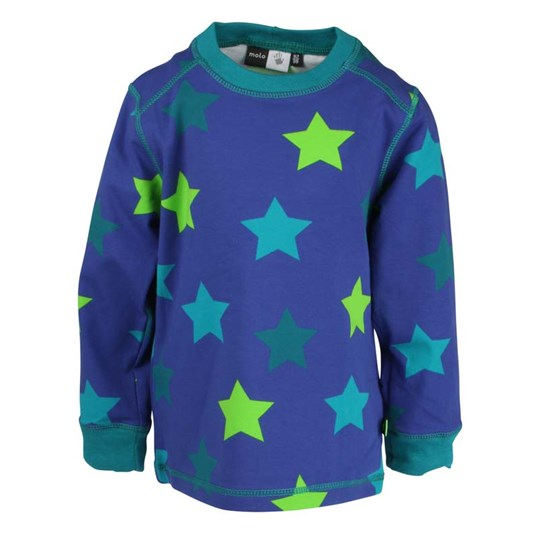 Molo Luke Green Star Multi