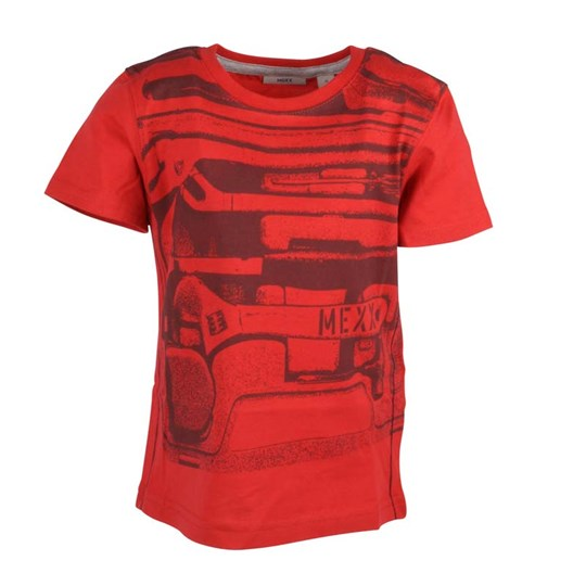 Mexx T-shirt Artwork Red Red