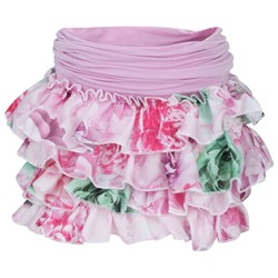Microbe by Miss Grant Floral Printed Ruffle Skirt