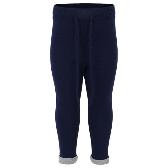 FUB Cotton Elasticated Pants Navy