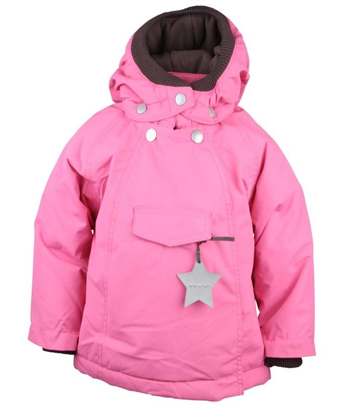 Wang Jacket Ibis Rose