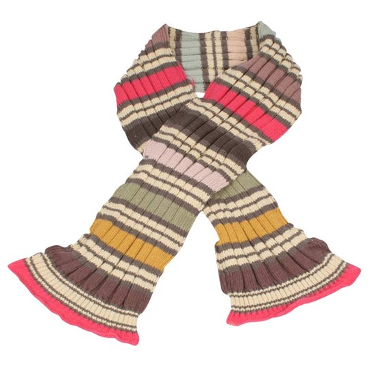 Noa Noa Miniature Scarf Multicolour Multi