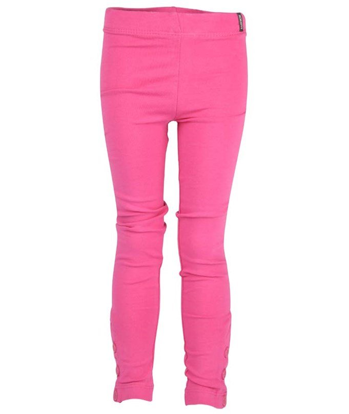 Leggings Solid Fancy Pink