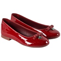 Dolce & Gabbana Red Patent Ballet Pumps 87572