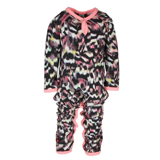 Molo Fiona Crazy Leopards Pink