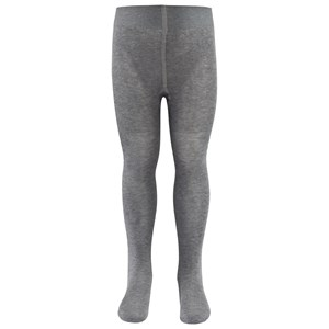 Image of Falke Grey Marl Girls Family Tights 110-116 (3065587033)