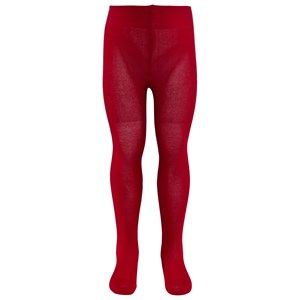 Image of Falke Red Girls Family Tights 122-128 (3065587043)