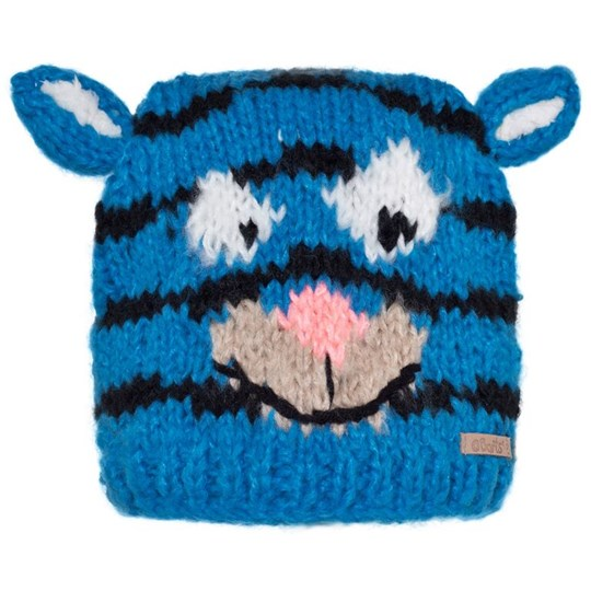 Barts Tiger Grizly Beanie (53 (4-8 years)) 04 BLUE