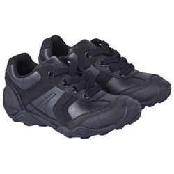 Geox Arno Lace Up Trainers Svart