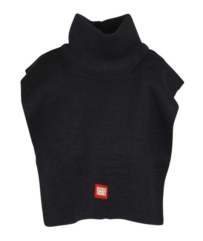 Kid Neckwarmer Graphite