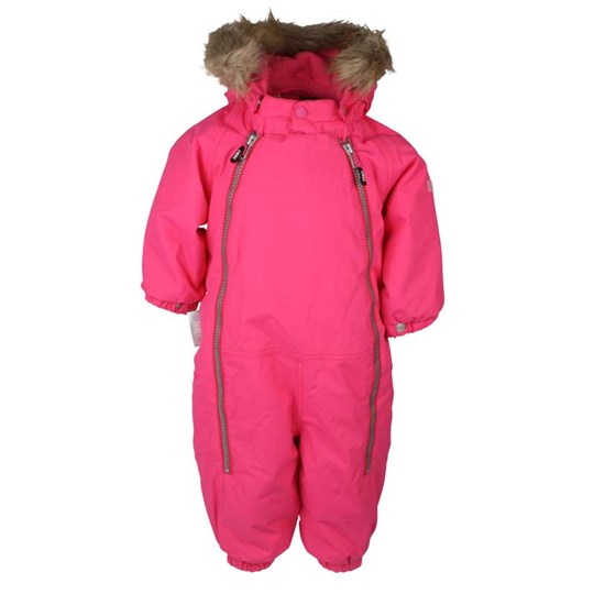 Ticket to heaven Snowbaggie Suit Fuchsia Purple Pink
