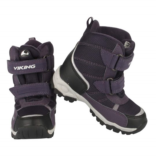 Viking Chilly Purple/Black Black