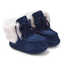 UGG Sparrow Navy Booties New Navy