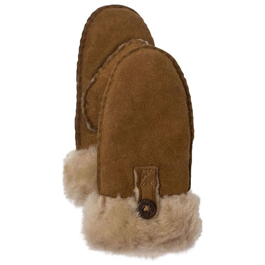 UGG Chestnut Bailey Mittens CHESNUT