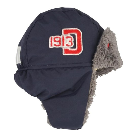 Didriksons Biggles Cap Navy Blue
