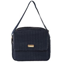 Juicy Couture Navy Novelle Pop Baby Bag REGAL 411