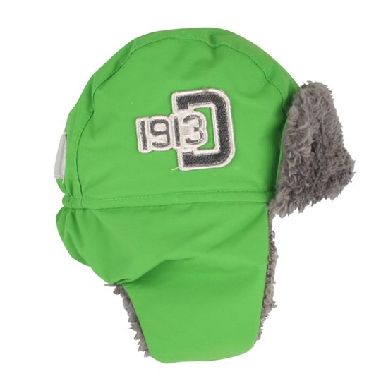 Didriksons Biggles Cap Amazon Green