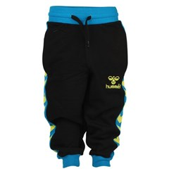Hummel Wilmar Pants AW12 Black/Blue
