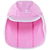 Snapper Rock Pink UPF 50+ Sun Flap Hat Pink