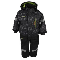 Didriksons Powell Coverall Black