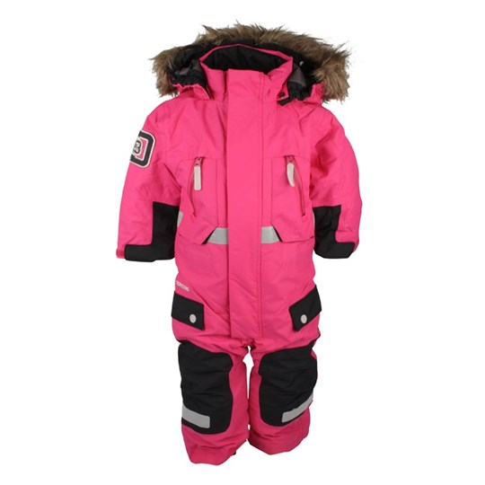 Didriksons Baffin Coverall Fuchsia Pink