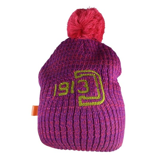 Didriksons Alva Beanie Purple Haze Purple