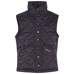 Barbour Navy Liddesdale Quilted Gilet