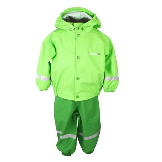 Didriksons Slaskeman Set Kiwi Green