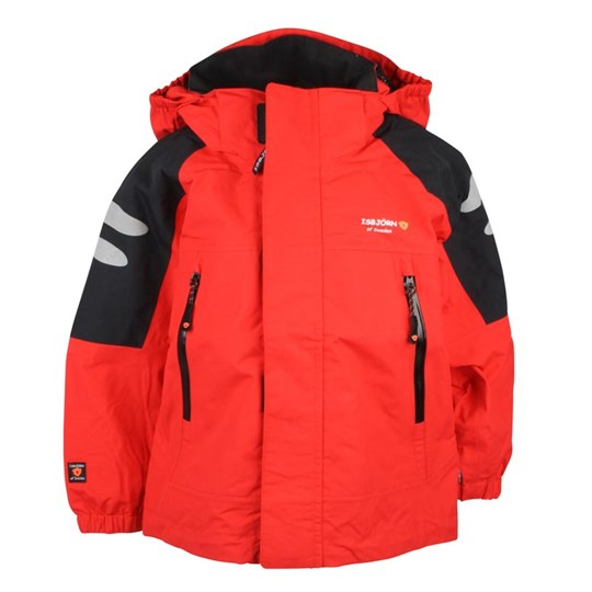 Isbjörn Of Sweden Ski Jacket Lava Red