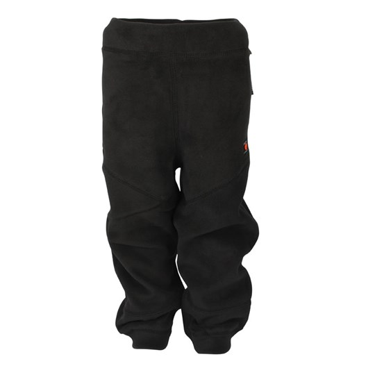 Isbjörn Of Sweden Microfleece Pant Black Black