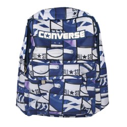 Converse Backpack Navy Blue/White