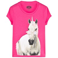 Juicy Couture Hot Pink Unicorn Tee DRAGONFRUIT