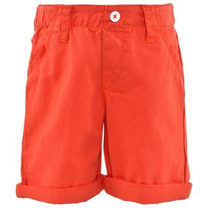 Image of Billybandit Bright Orange Chino Shorts 3 months (2995679617)
