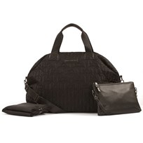 Tiba + Marl Black Raf Changing Bag Black
