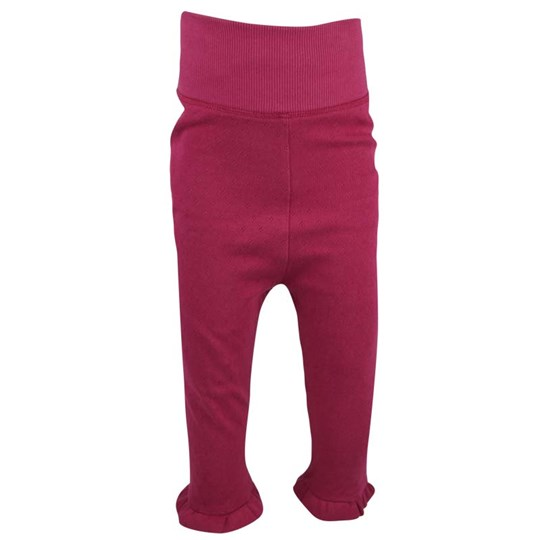 Noa Noa Miniature Baby Leggings Light Burgundy Pink