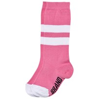 The BRAND Pink Knee Socks Pink