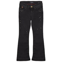 Scotch R'belle Studded Le Voyage Jeans Svart