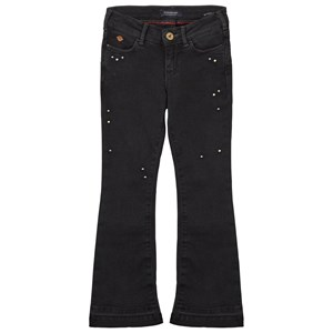 Image of Scotch R'belle Black Studded Le Voyage Washed Flares 6 years (2839666635)