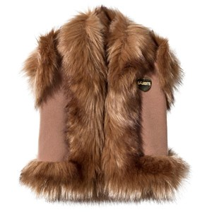Image of Bandit`s Girl Camel Faux Fur Gilet L (8-9 years) (2839674177)