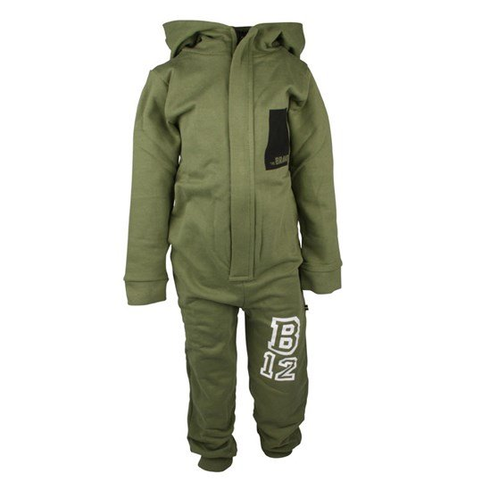 The BRAND Baby Jogger Army Green Green