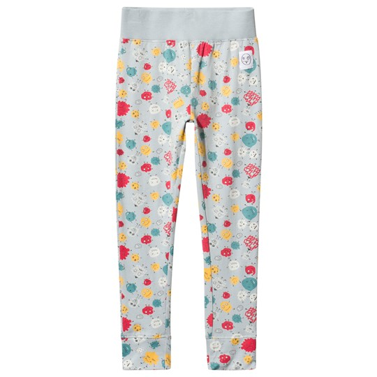 Indikidual Grey Imaginary Friends Leggings Sort