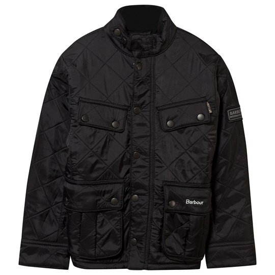 Barbour Black Ariel Polarquilt Jacket BK91