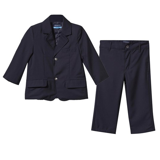 Andy & Evan Navy Suit Navy
