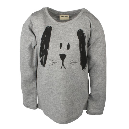 Bobo Choses T-shirt Dog Black