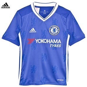 Image of Chelsea FC Chelsea FC Home Jersey Top 11-12 years (2839669043)