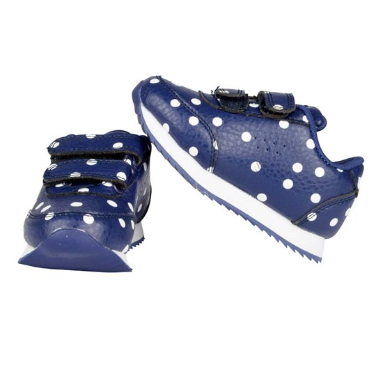 Mini Rodini Sneaker Blue/Offwhite Blue